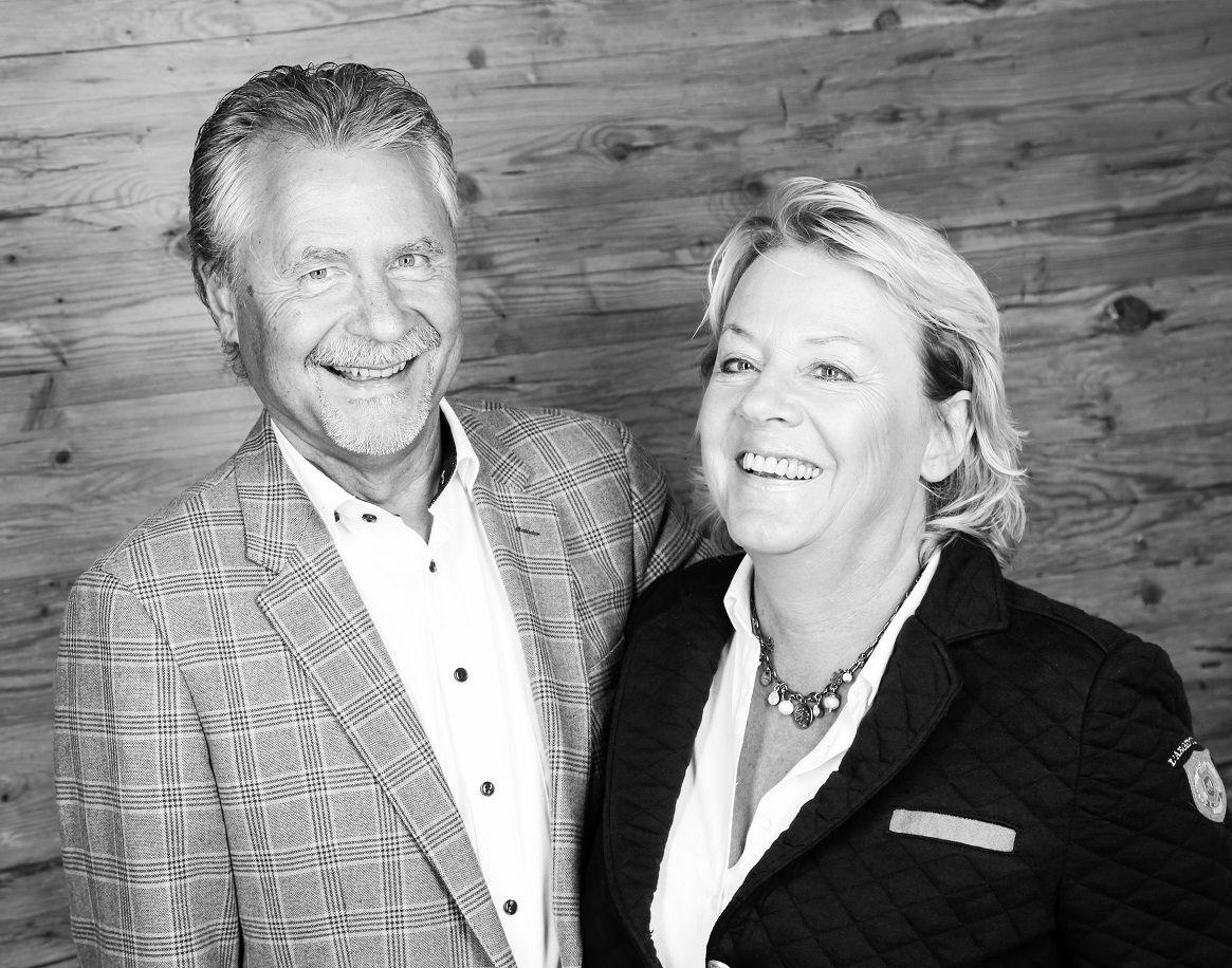 Irmgard und Gerd Hildebrandt – Inhaber der Insider Immobilien Münster